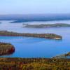 The Whitefish Lakes Area